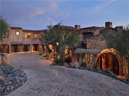 $12.9 Million Old World Ambiance in Scottsdale Arizona 2