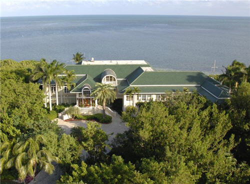 $15 Million Home with Panoramic Ocean Views in Key Largo Florida