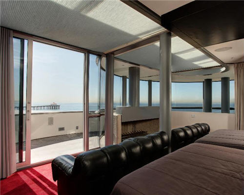 $16 Million Oceanfront Home in Manhattan Beach California 8