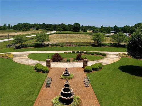 $5.4 Million Gated Estate in Clermont Georgia 6