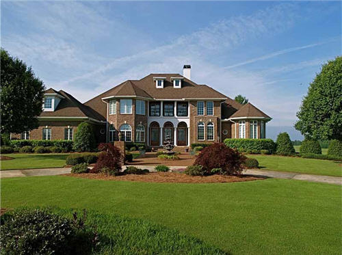 Estate of the day 5 4 million gated estate in clermont for Beautiful homes and great estates pictures
