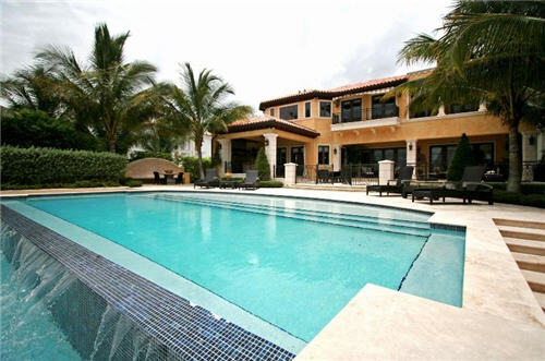 $6.9 Million Custom Mediterranean Estate in Miami Florida 14