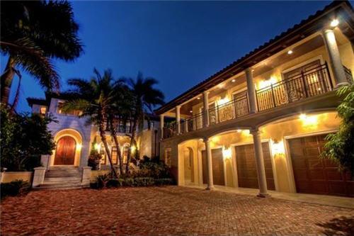 $6.9 Million Custom Mediterranean Estate in Miami Florida 2