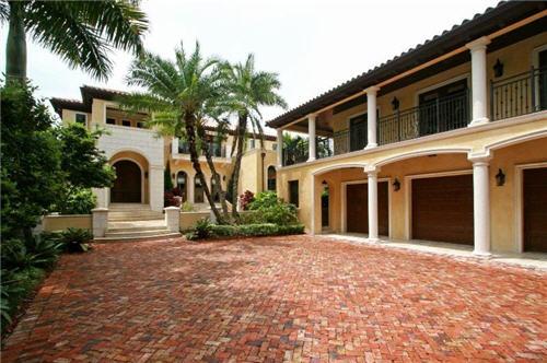 $6.9 Million Custom Mediterranean Estate in Miami Florida 3
