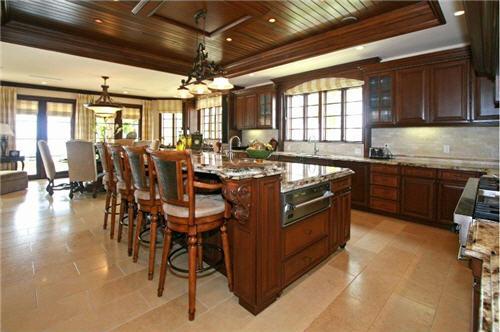 $6.9 Million Custom Mediterranean Estate in Miami Florida 5