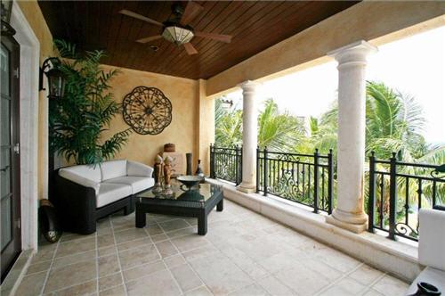 $6.9 Million Custom Mediterranean Estate in Miami Florida 7