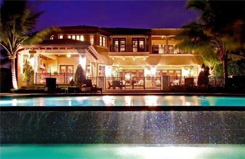 $6.9 Million Custom Mediterranean Estate in Miami Florida