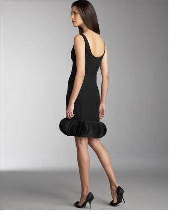 Armani Collezioni Pieced Dress 2
