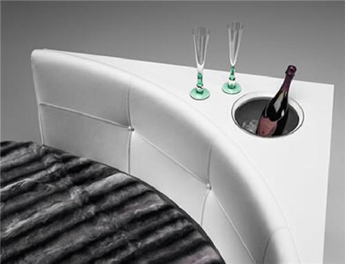 Disegno Reflex booze bed