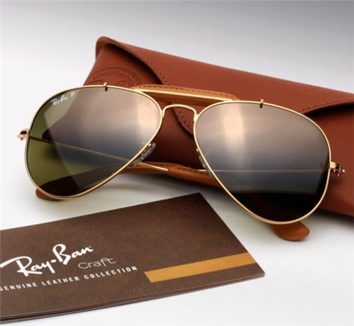 Ray-Ban Craft Genuine Leather Collection