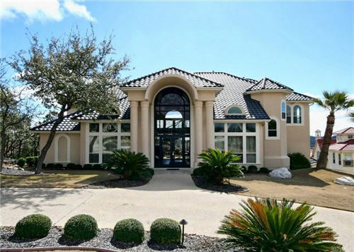 Mediterranean Homes In Texas Images