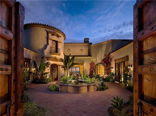 Estate Of The Day 4 2 Million Spanish Colonial In