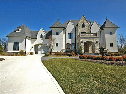 Homes in west clay carmel indiana homemade ftempo for House builders in indiana