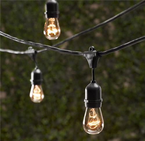 Outdoor Lighting Vintage Light String