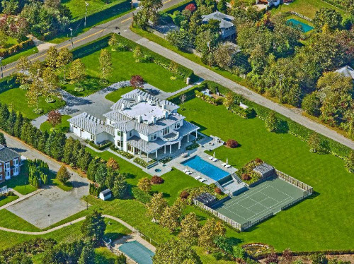 $55 Million Masterpiece Mansion in Southampton, New York