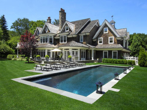 estate of the day 6 4 million country mansion in greenwich connecticut. Black Bedroom Furniture Sets. Home Design Ideas