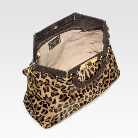 Prada Bag Ioffer Prada Leopard Bag