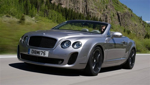 Bentley Gt Continental Supersport. Bentley#39;s Continental GT coupe