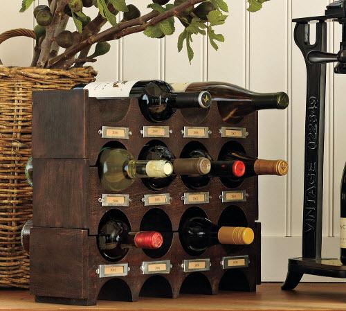 Pottery Barn S Founders Modular Wine Rack