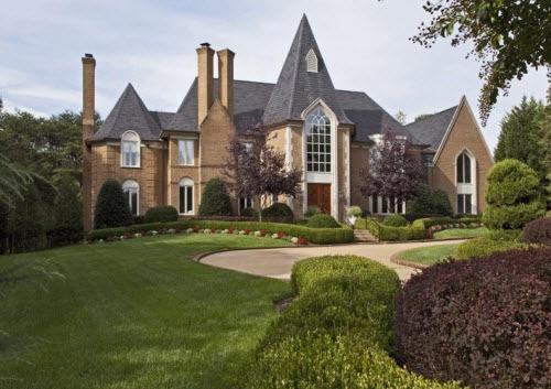 Estate Of The Day 3 9 Million Falconhurst Estate In Potomac Maryland