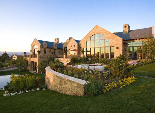 estate of the day 35 7 million tuscan mansion in aspen colorado