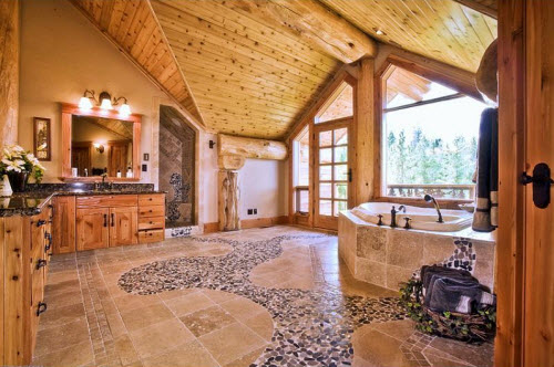 Estate Of The Day 5 8 Million Pioneer Log Masterpiece In