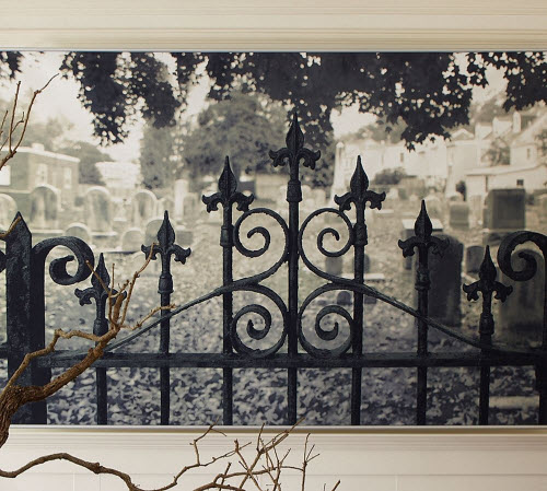 pottery - Halloween Wall Mural