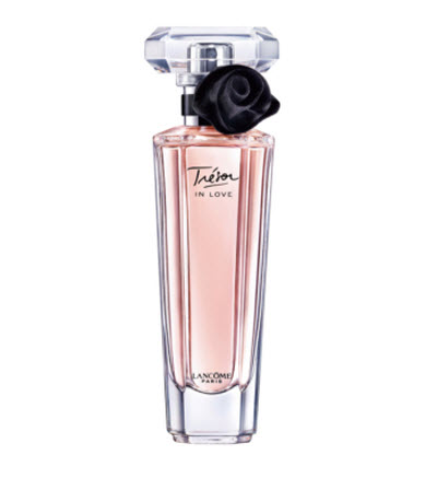 Trésor In Love Perfume ($42-$72) is Lancome's newest fragrance.
