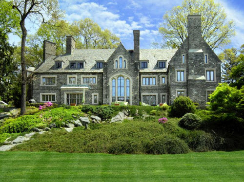 Estate Of The Day 13 9 Million English Manor In