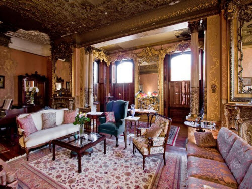Estate Of The Day 6 9 Million Bergdoll Mansion In