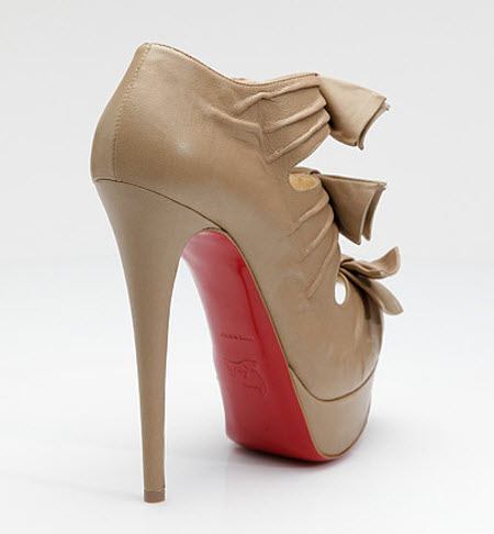 christian louboutin madame butterfly pumps