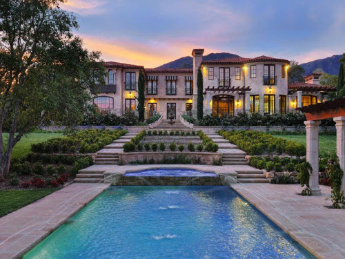 Italian Villa Exterior Austin also Stunning Spanish Style Homes With White Wall Color Ideas furthermore ALP 05N0 three Car Garage With Apartment as well Mediterranean Interior Design likewise What Is The Mediterranean Home Design Style. on spanish luxury mediterranean house plans