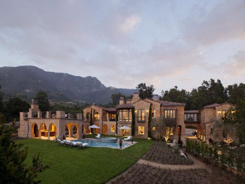 Estate Of The Day 14 9 Million Country Italian Mansion