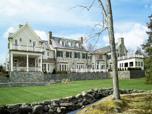 Estate Of The Day 11 2 Million Colonial Mansion In