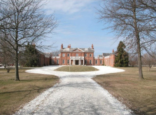 Estate Of The Day 9 9 Million Georgian Mansion In Queenstown Maryland