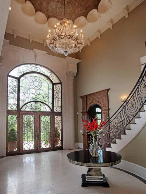 Estate Of The Day 5 75 Million Grand Mansion In Atlanta