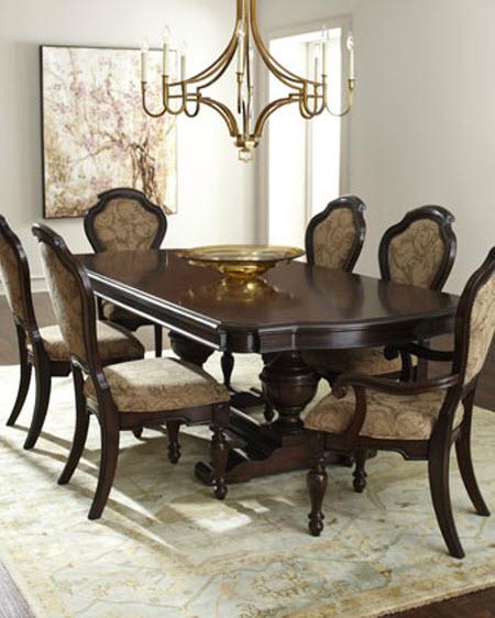 """Horchow Furniture horchow """"regan"""" dining furniture"""