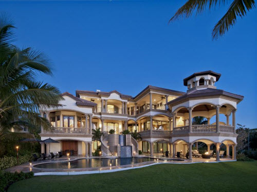 Estate Of The Day 19 9 Million Oceanfront Estate In