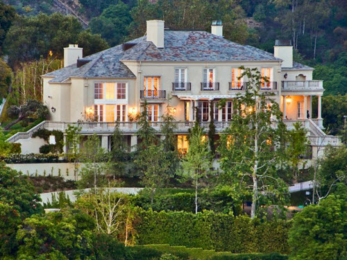 Estate Of The Day 19 9 Million Bel Air Estate In Los
