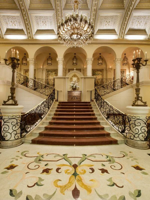 Estate of the day 18 million mansion at turnberry place for Mundial decor international nv