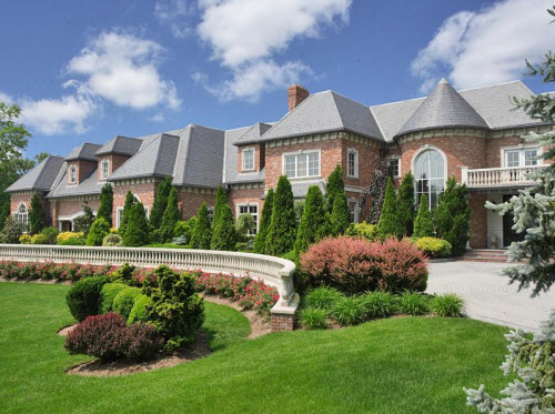 The Day 29 Million Grand Mansion In Alpine New Jersey Alpine Mansion