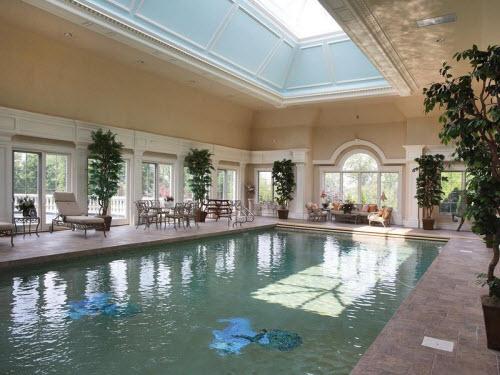 estate of the day 29 million grand mansion in alpine new jersey. Black Bedroom Furniture Sets. Home Design Ideas