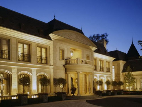 Estate Of The Day 32 Million Grand Mansion In Chicago