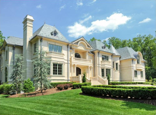 $13.9 Million Luxury Mansion in Saddle River New Jersey 2