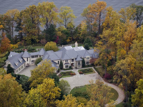$19.5 Million Impressive Mansion Severna Park Maryland 12