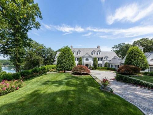 $22 Million Mansion in Lloyd Harbor New York 2