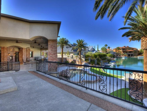$3.9 Million Luxury Estate in Las Vegas Nevada 6