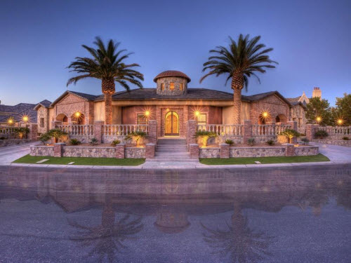$3.9 Million Luxury Estate in Las Vegas Nevada