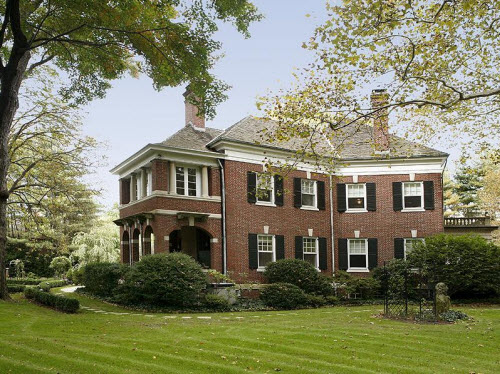 $3.9 Million Majestic Manor in Princeton New Jersey 8