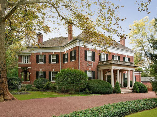 Estate of the day 3 9 million majestic manor in for Classic new jersey house music